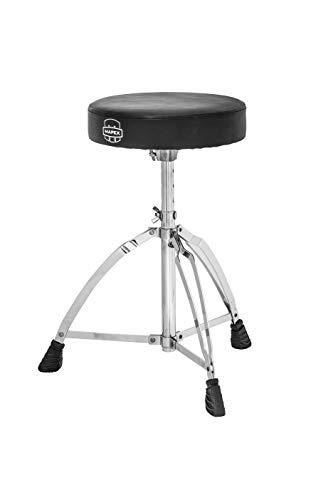2. Mapex Double Brace Round top Drum Throne