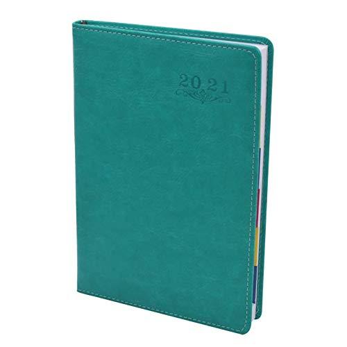Notizbuch 2021, Tagebuch Notizblock Reisetagebuch Nachfüllbar Journal Skizzenbuch, Notebook Diary Book Weihnachts Valentinstag Geburtstag Jahrestag Geschenk,