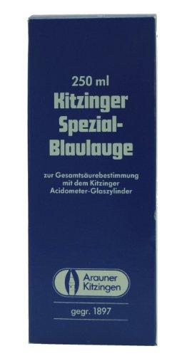 Kitzinger Spezial-Blaulauge, 250ml