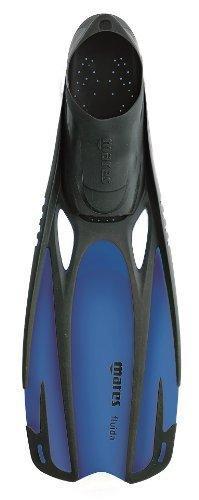 Mares Flosse Fluida, Blau, 40/41, 410329SARBL040