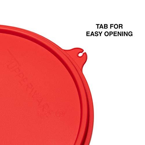 Tupperware Plastic Jar Set - 2.5 l, 2 Pieces