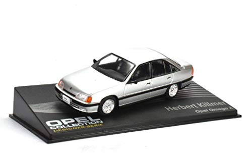 Opel Omega A H.Killmer Fertigmodell in Displayvitrine Maßstab 1:43