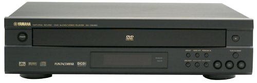 Best Deals! Yamaha DV-C6480 Progressive-Scan 5-Disc DVD Player