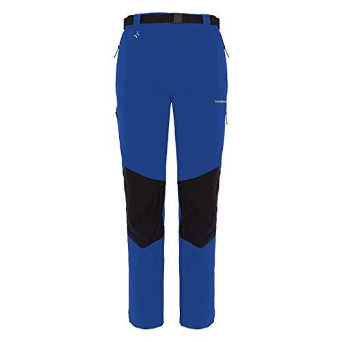 Trangoworld Kasu Dn Pant. Long, Homme XL Bleu Marine