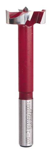 Freud Carbide Forstner Drill Bit 1-Inch by 3/8-Inch Shank (FC-007)