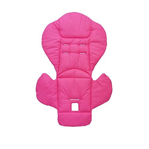 Aveanit Peg Perego Prima Pappa Diner Bezug Hochstuhl Kissen Ersatzbezug Babystuhl Wasserdicht Rosa - Pink