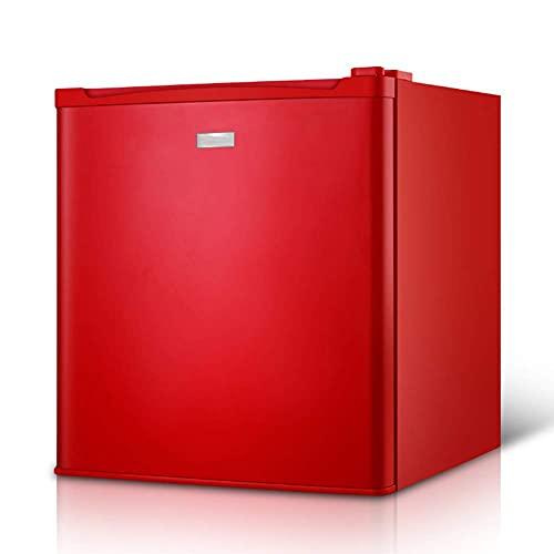 Portátil Debajo del Mostrador, Refrigerador Independiente de 50L Termostato Ajustable Congelador Mesa Portátil Compacta Mini Baja Energía, para Hogar Cocina Oficina