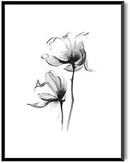 MILUKA Láminas para enmarcar colección Bloom | Magnolia | Tamaño 20x30cm, 30x40cm, 50x70cm (30 x 40 cm)