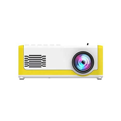 Beamer Projektor Elektrisch LED-Projektor LED Mini Projektor Mini Handheld LED Projektor Heimkino & Gaming