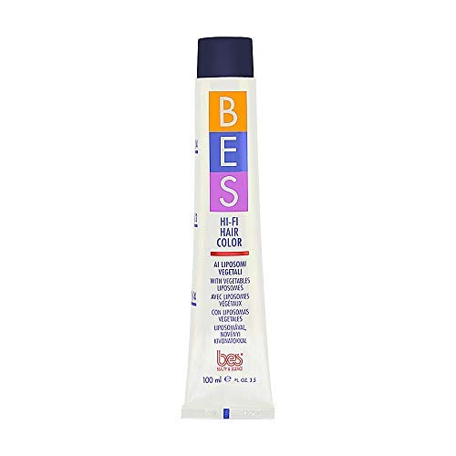 BES Hi-Fi Hair Color with Vegetable Liposomes 5.6 Deep Red Light Brown