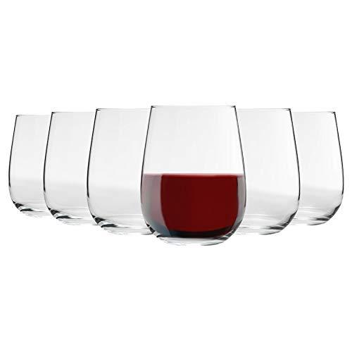 Copas De Vino Cristal Sin Pie copas de vino  Marca Argon Tableware