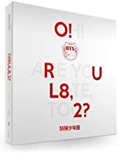 BTS 1st Mini Album [O!RUL8,2?] CD Booklet + PhotoCards + Poster K-POP Sealed