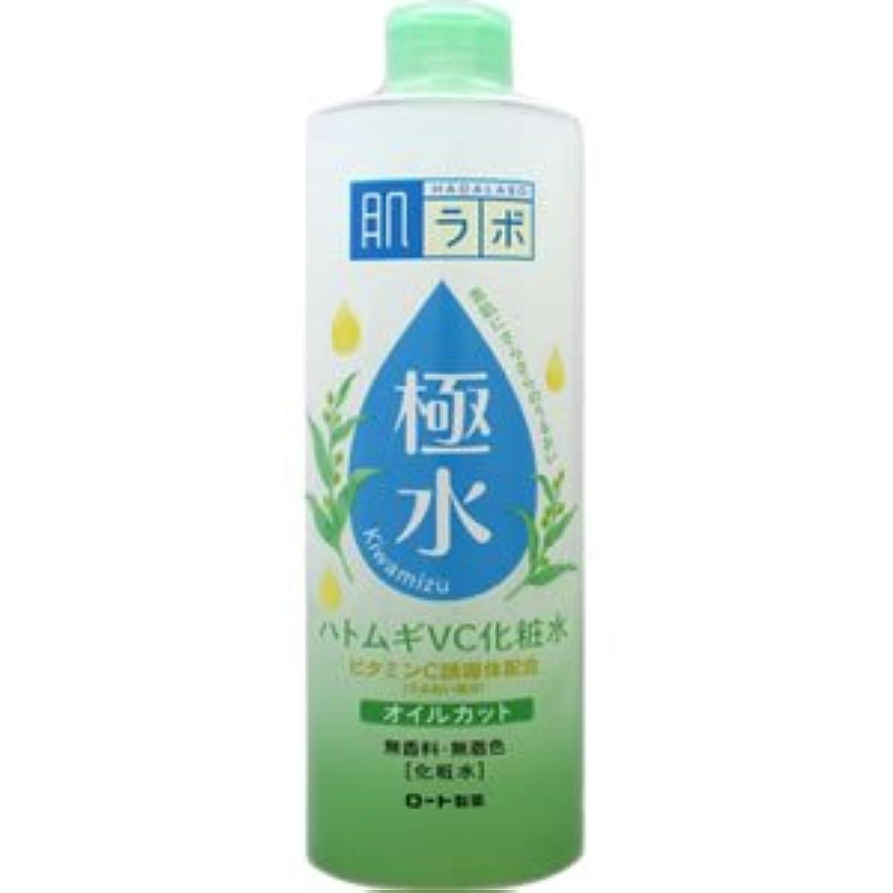 壊滅的なメダリスト空いている(ロート製薬)肌研 極水ハトムギVC化粧水 400ml