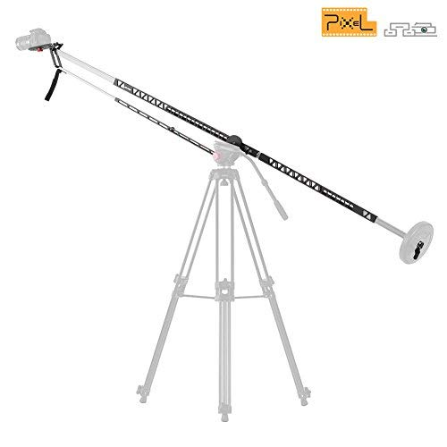 Camera Photography Stabilizer,PIXEL Photography Jib Stabilizers Telescoping Professional Camera Crane Jib Arm Portable Travel Jib