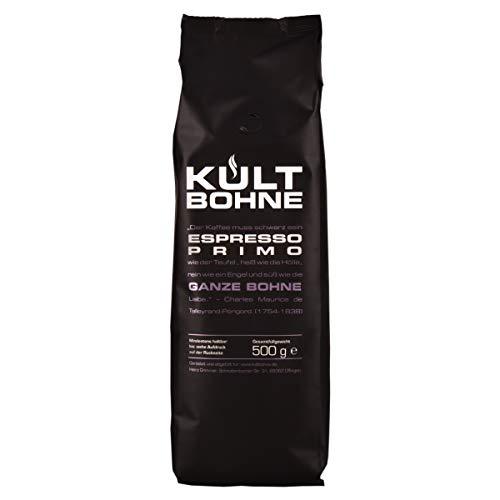 Kultbohne Espresso Primo, 500 g