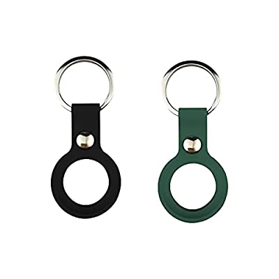 Amazon - 50% Off on Protective Case for AirTags Keychain Portable Protective Silicone Cover