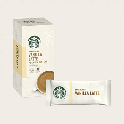 Starbucks Instant Coffee Vanilla Latte