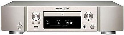 Marantz network-compatible CD player (USB / Wi-fi compatible) [Silver Gold] marantz ND8006
