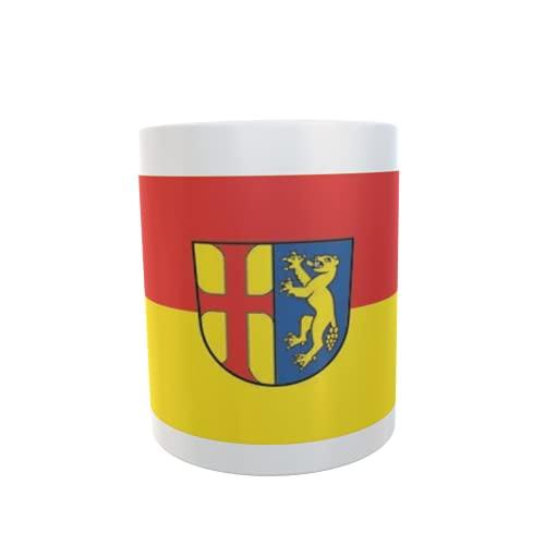 U24 Tasse Kaffeebecher Mug Cup Flagge Attenweiler