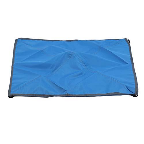 Kingus Camping Backpacking Zelt Sonnenschutz für Wanderungen im Freien Bergsteigen,Blau