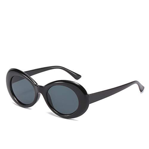 ZZZXX Gafas De Sol Niños Marco Redondo Hip Hop Divertido Gafas De Piloto Con Estuche Y Paño De Limpieza, Para Ciclismo Pescar Y Conducir