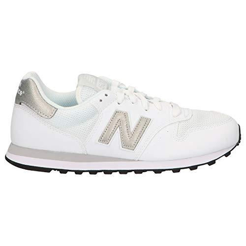 New Balance GW500 WHS Zapatillas, Blanco, 37