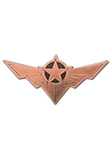 Star Driver Emblemt Pin Set