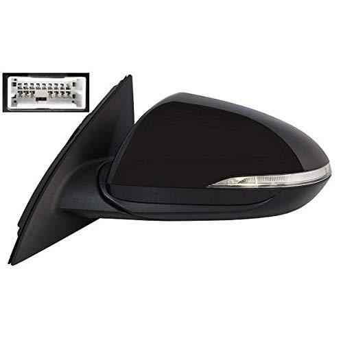 7432507115155 Derbor - Espejo retrovisor izquierdo (lado conductor) (eléctrico, térmico y plegable...
