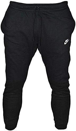 Principiante rodillo Merecer  Amazon.com: Nike Men's Sweatpants Skinny Joggers (M, Black): Clothing