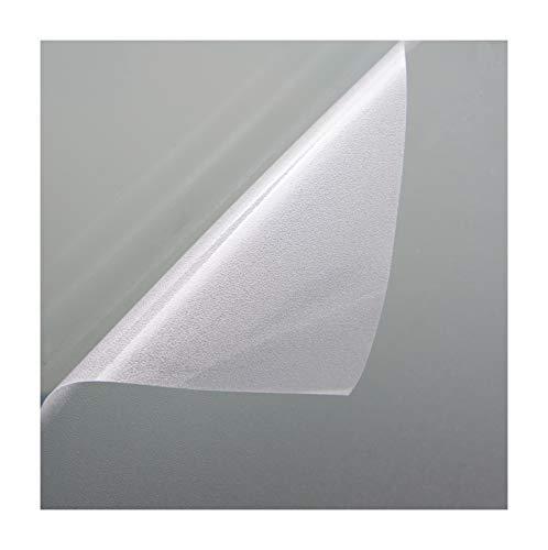 Beyond Drape Fensterfolie Sichtschutzfolie Milchglasfolie Transparent statisch Verschiedene Größen 45x200 cm