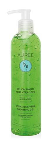 Auree Gel Calmante Aloe Vera que Hidrata y Calma la Piel, 300 ml