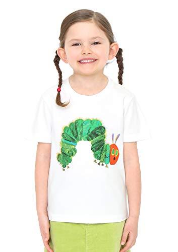 (グラニフ) graniph コラボレーション キッズ Tシャツ ビッグプリント (エリックカール) (ホワイト) キッズ 100 (g116) #おそろいコーデ (g116)