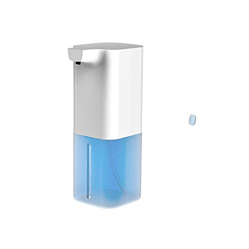 Finoki Dispensador automático de jabón desinfectante de manos sin contacto con 1 jabón