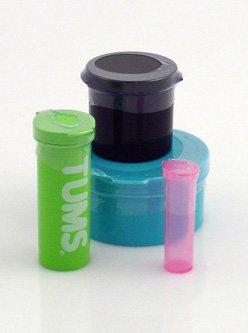 SHRINKBAND Sampler, Shrink Wrap Bands, Tamper Heat Cellophane Seal (Small Sampler (6 sz) - 60 pcs)