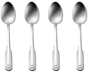 Oneida Cityscape Teaspoon Set Max 57% OFF Max 40% OFF of 4