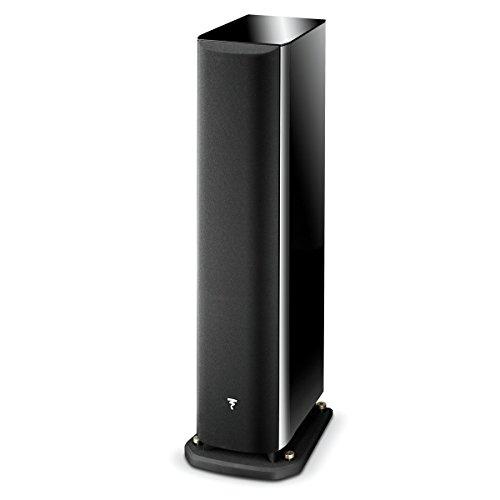Focal ARIA926BK &Lautsprecher für MP3 und Ipod, Schwarz