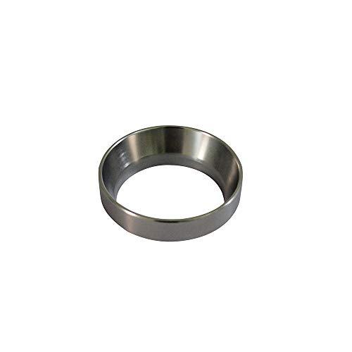 Aluminium Dosing Ring Intelligente Koffie poeder ring 58MM voor Brewing Bowl Koffie Poeder Espresso Barista Tool Zwart/Goud/Roestvrij staal/Roségoud