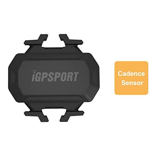 iGPSPORT Bike Cadence Sensor Compatible ANT+ & Bluetooth Wireless Cadence Sensor IGPC61