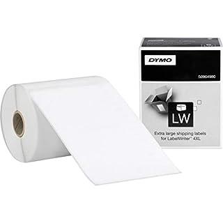 "DYMO LabelWriter Label Thermal, Printer Labels Shipping Extra Large 4"" x 6"" 220 Labels, Box of 1, White (1744907) (B001U729QK) | Amazon price tracker / tracking, Amazon price history charts, Amazon price watches, Amazon price drop alerts"