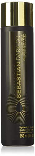 Sebastian Dark Oil Shampoo, Conditioner and Treatments Collection, Infused with Jojoba Oil and Argan Oil