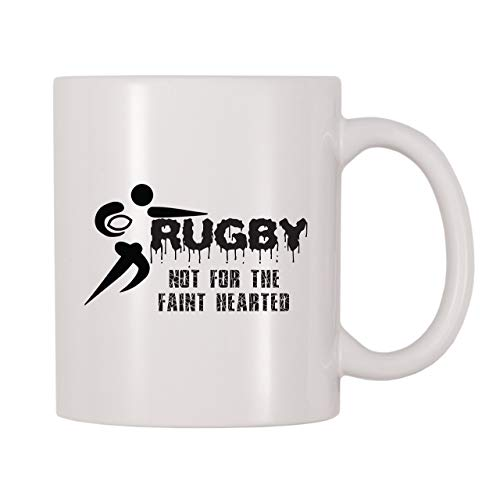 Taza Rugby Not For The Faint Hearted (11 oz)