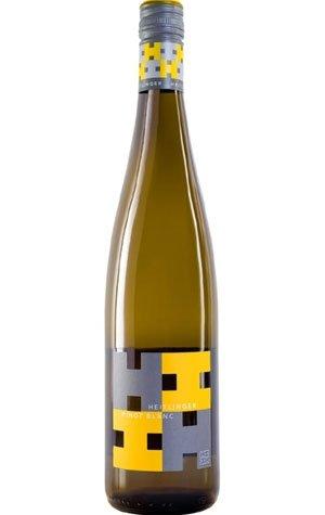 Heitlinger Smooth Leaf 2017 Pinot Blanc Weißburgunder Weißwein trocken 0,75 L