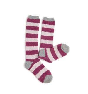Horseware Softie Socks Berry Triangle