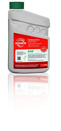 BASF 10012424 G48 Kühlerschutz Konzentrat, 1 Liter