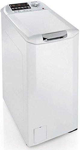 Hoover DYSM 7123 D3 1 Libera installazione Caricamento dall'alto 7kg 1200Giri/min A++ Bianco lavatrice