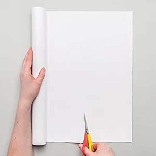 Baker Ross Leinwand-Rolle 200 cm x 40 cm für Kunstprojekte von Kindern (pro Rolle)