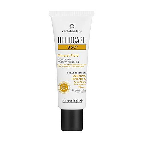 Heliocare S0568804 Protector Solar Facial 360 Mineral, Spf 50+