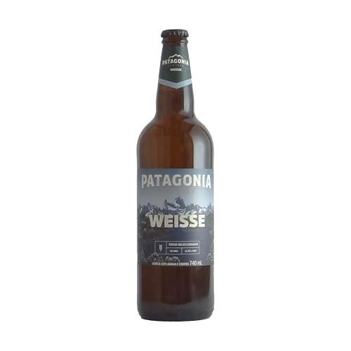 Cerveja Patagonia Weisse, Garrafa, Patagonia, 740ml