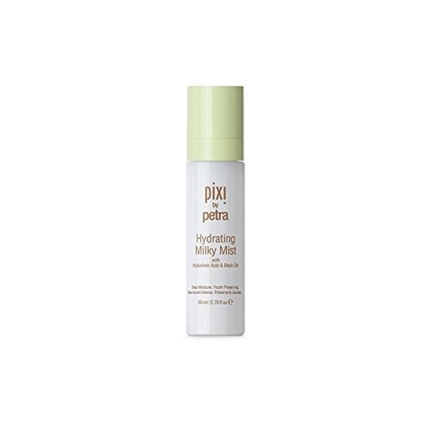 冷凍庫百万川Pixi Hydrating Milky Mist (Pack of 6) - 乳白色の霧を水和 x6 [並行輸入品]