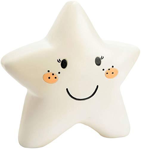 Amadeus - Lámpara de Noche con diseño de Estrellas